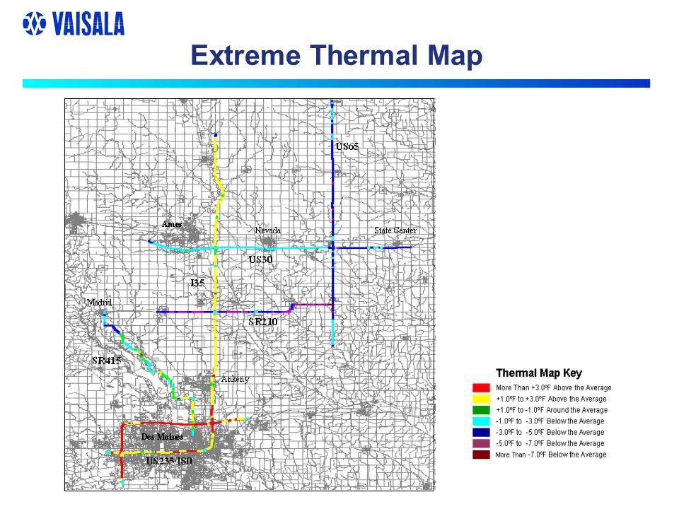 Intermediate Thermal Map