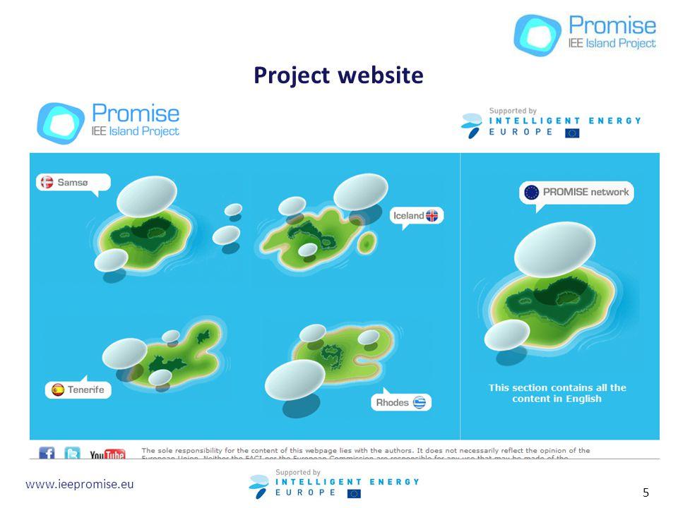 Project website www.ieepromise.eu 5