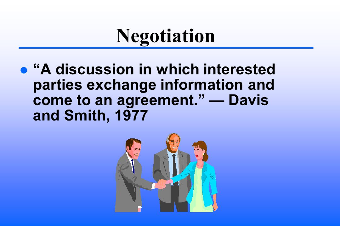 Conclusions It is possible to develop automated negotiators!.