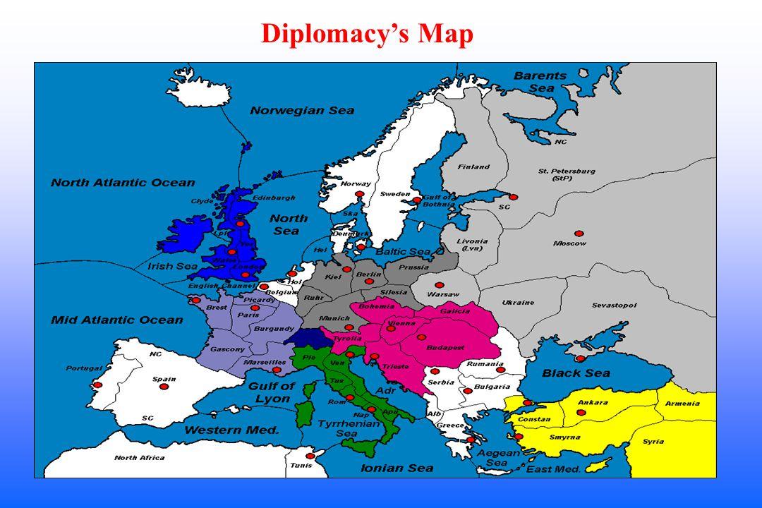 Diplomacys Map