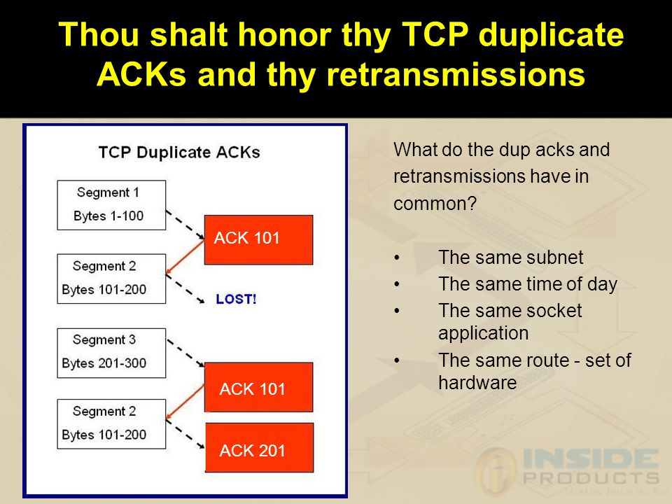 Thou shalt drop unused connections 1.Many unused connections come from Voice Response Units (VRUs) 2.Others may be from scripts which use TN3270.
