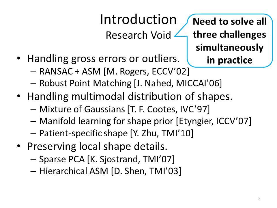 Applications – Part II 3D liver segmentation in low-dose CT Quantitative results: surface distances.
