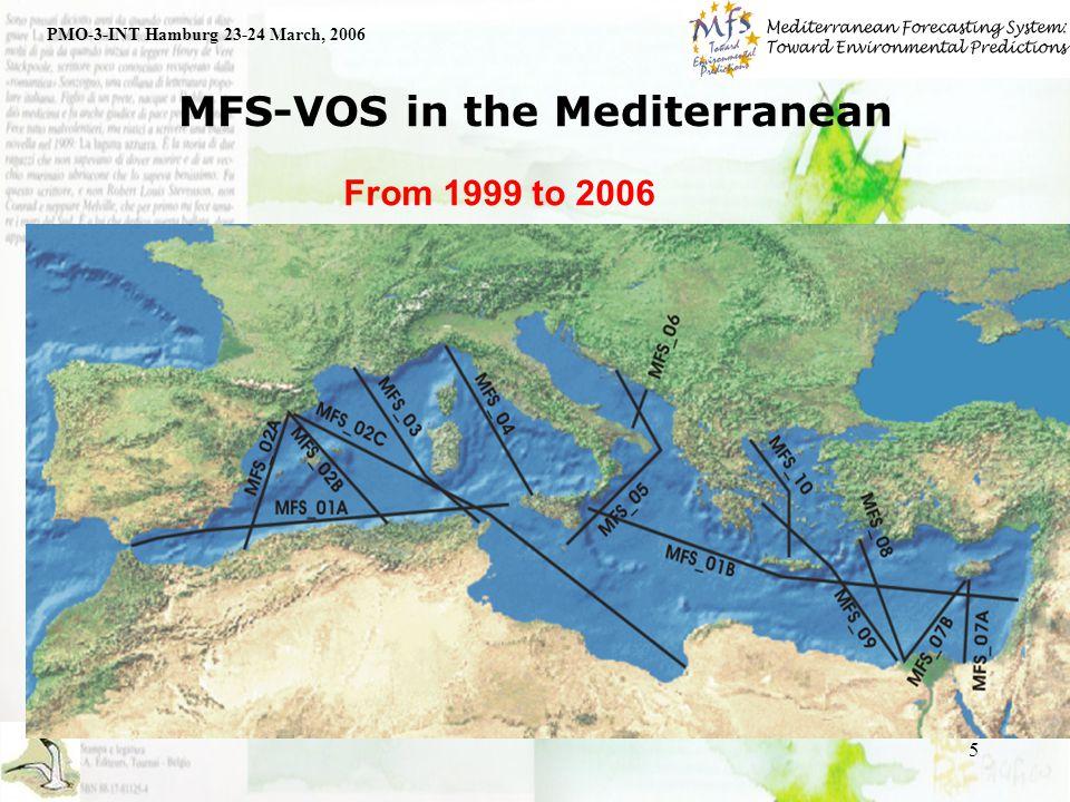 16 PMO-3-INT Hamburg 23-24 March, 2006 Web page (LAS)