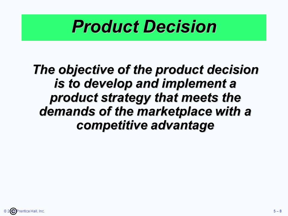 © 2008 Prentice Hall, Inc.5 – 39 Quality Function Deployment The 19th International & 25th N.