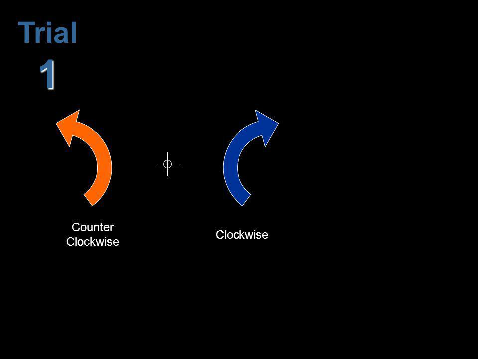 Counter Clockwise Trial1