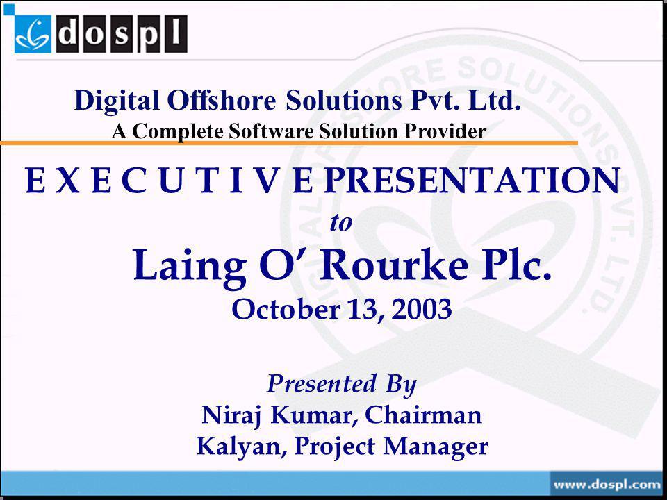 Digital Offshore Solutions Pvt.Ltd.