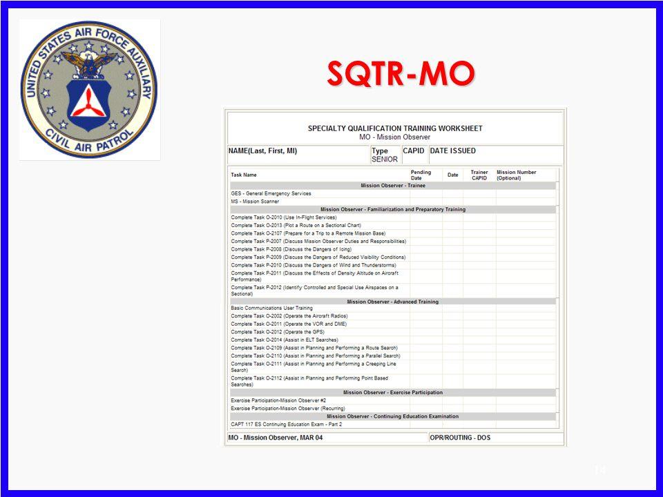 13 SQTR-MS