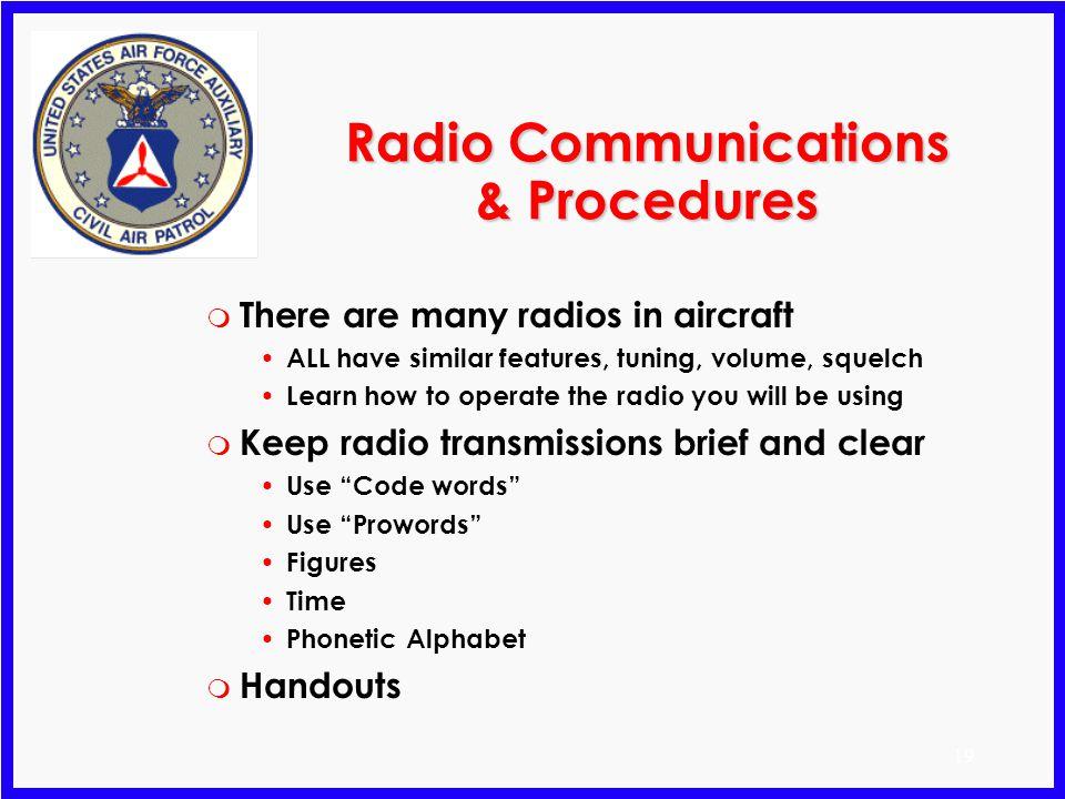 18 FAA Flight Plan m FAA Form 7233-1 FAA Form 7233-1 (8-82) CLOSE VFR FLIGHT PLAN WITH ________________FSS ON ARRIVAL U. S. DEPARTMENT OF TRANSPORTATI