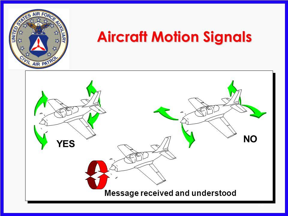 21 Ground Signals