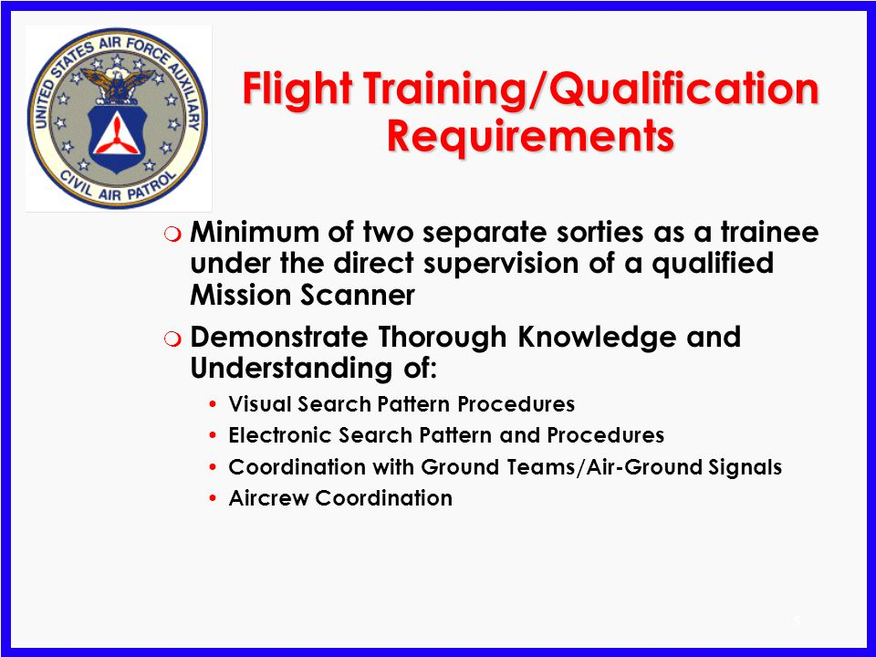 65 Preflight Briefing m Understanding all of the conditions of the flight will better prepare you to do your job.