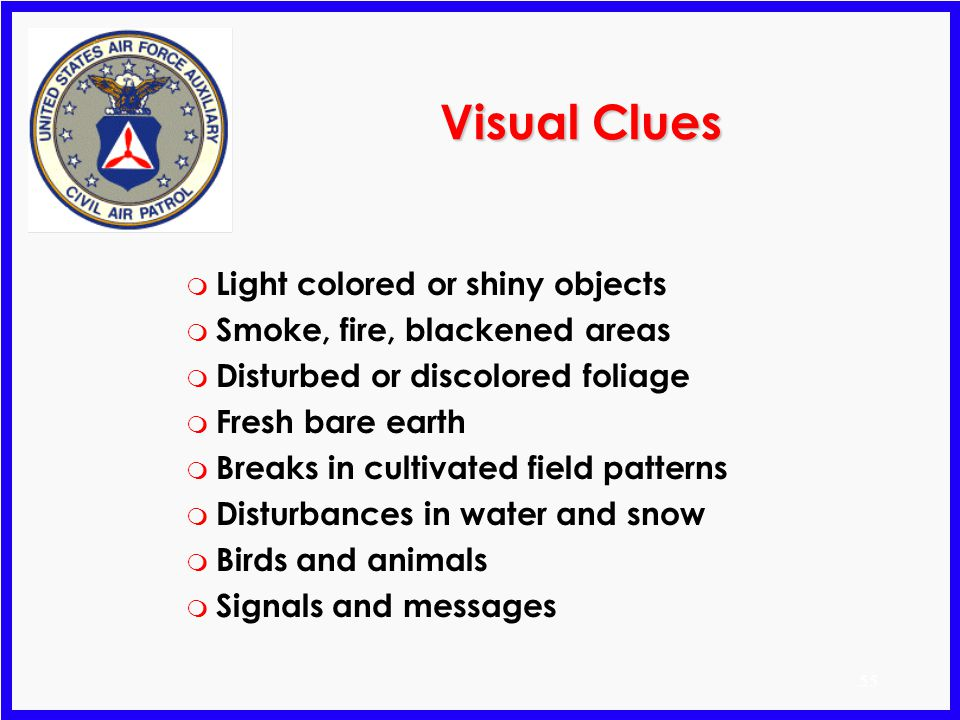 54 Vision Physiology m The maximum visual acuity is a circle 10° in diameter around a fixation point m During the day, peripheral vision is good to pi