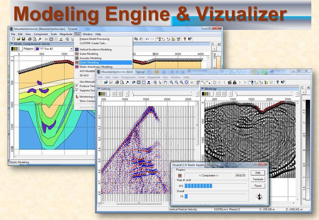 Modeling Engine & Vizualizer 6