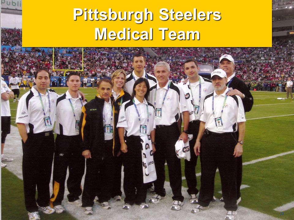 Temp-A.ppt 6/4/2014 29 29 Omega-3 Fish Oil and Antioxidants – the Key to Longevity Pittsburgh Steelers Medical Team 29