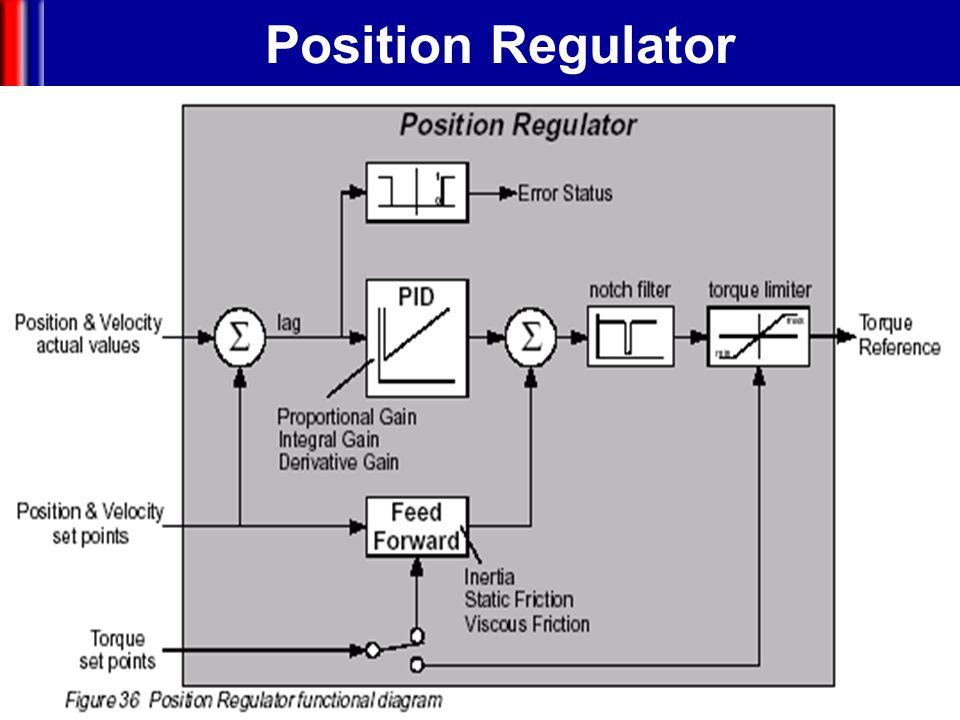 Mechatronics Position Regulator