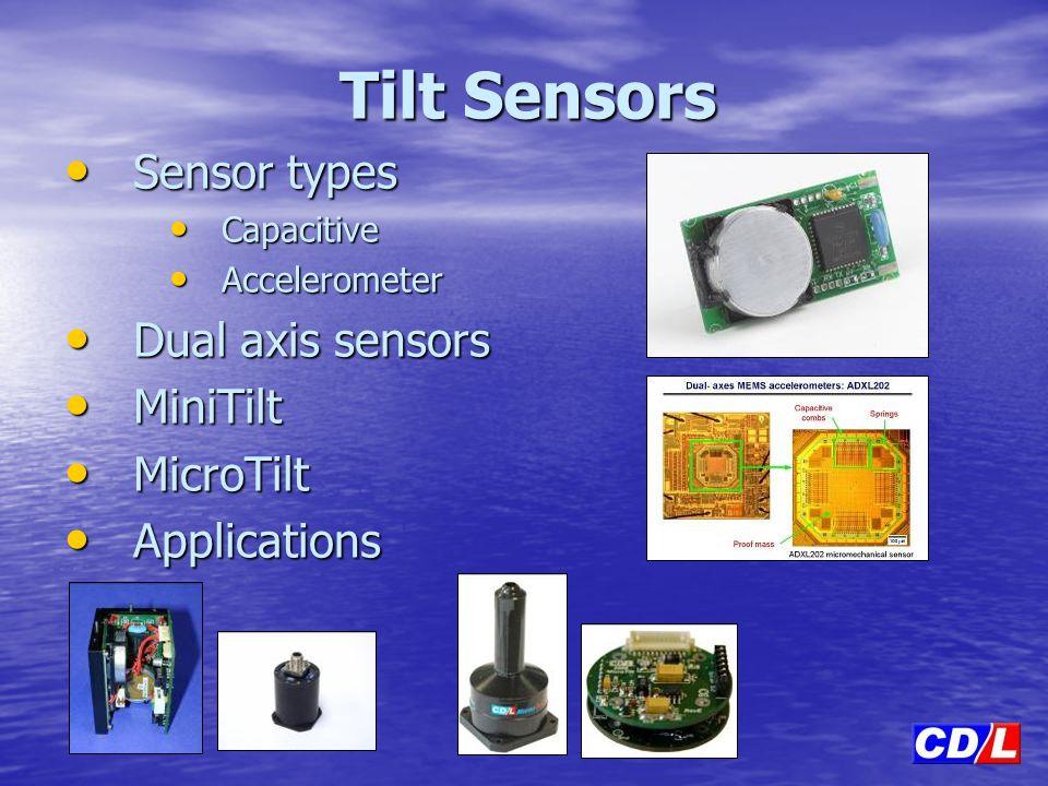 Motion Sensors 6 DOF sensor 6 DOF sensor Pendulum V MEMS Pendulum V MEMS MiniSense MiniSense Applications Applications
