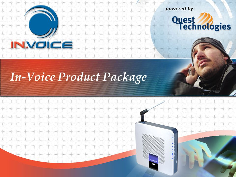 In-Voice Product Package MIGs Network