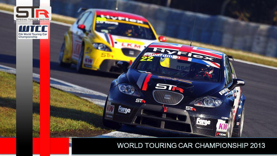 WORLD TOURING CARS – A FEW NUMBERS 500 Million TV viewers worldwide.