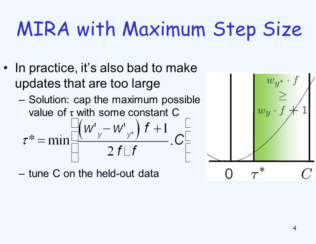 Support Vector Machines 5 Maximizing the margin: good according to intuition, theory, practice SVM