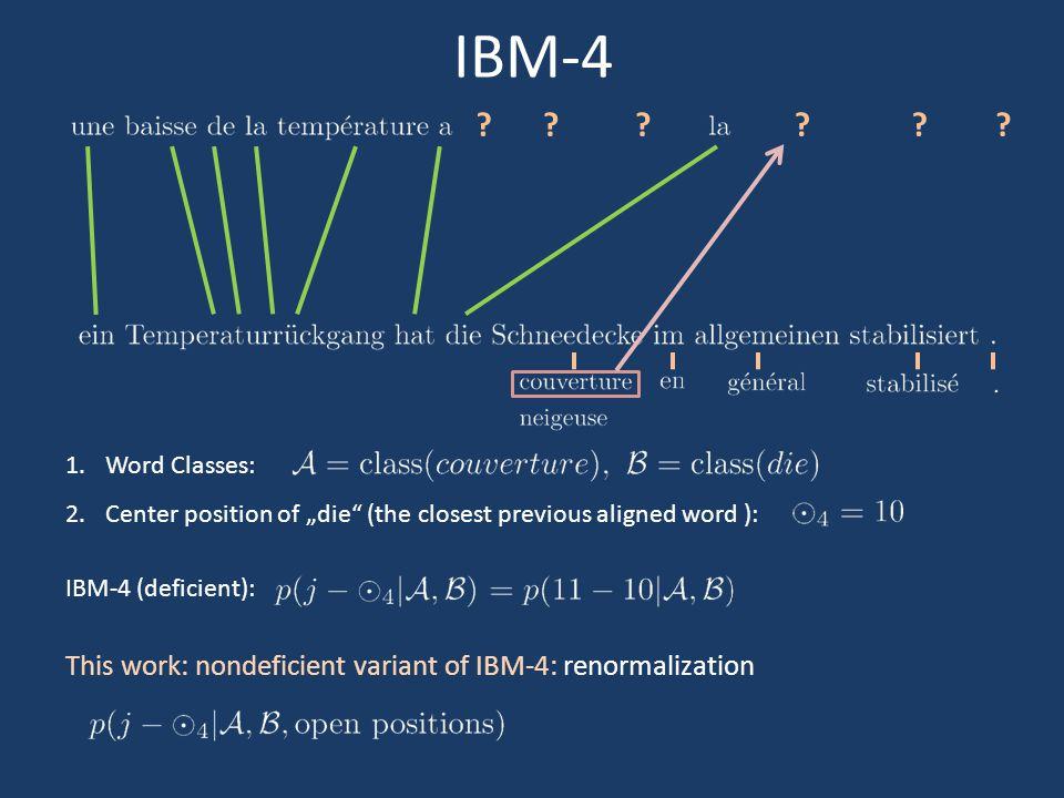 IBM-4 .