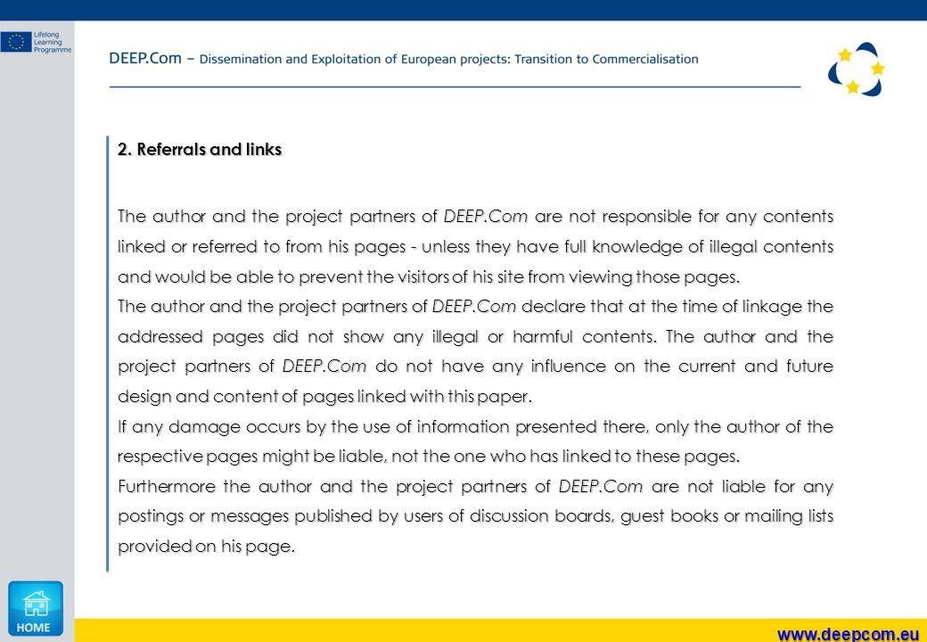 www.deepcom.eu 2.