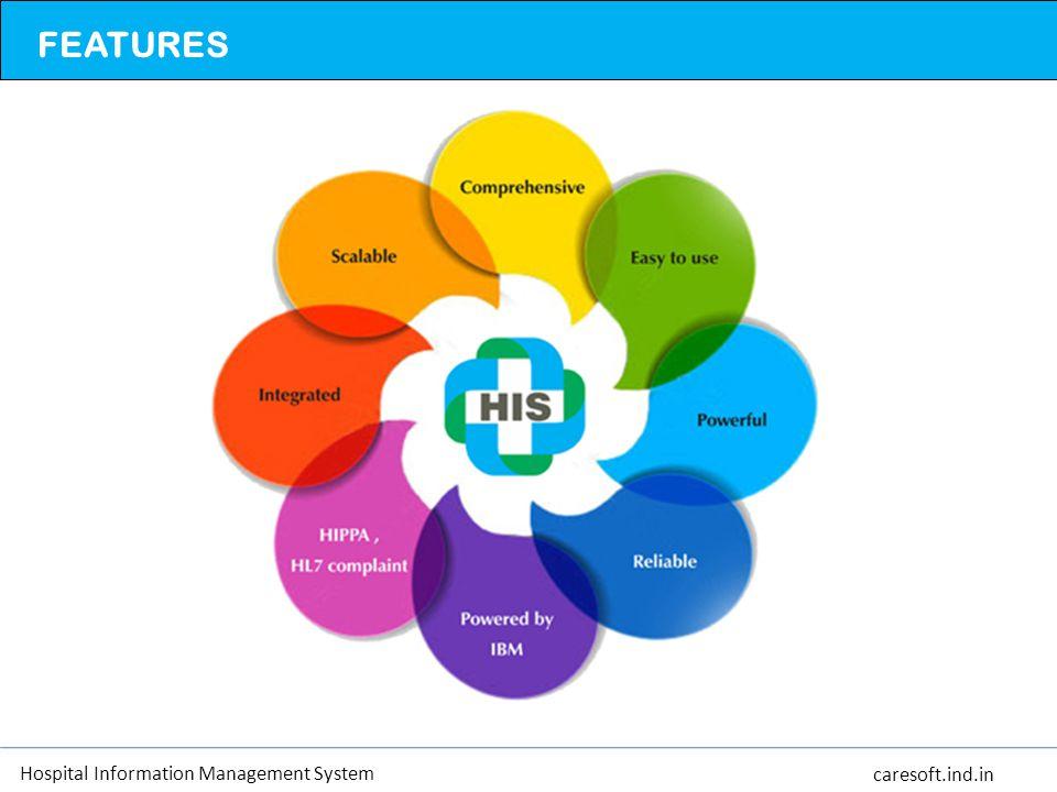 FEATURES Hospital Information Management System caresoft.ind.in