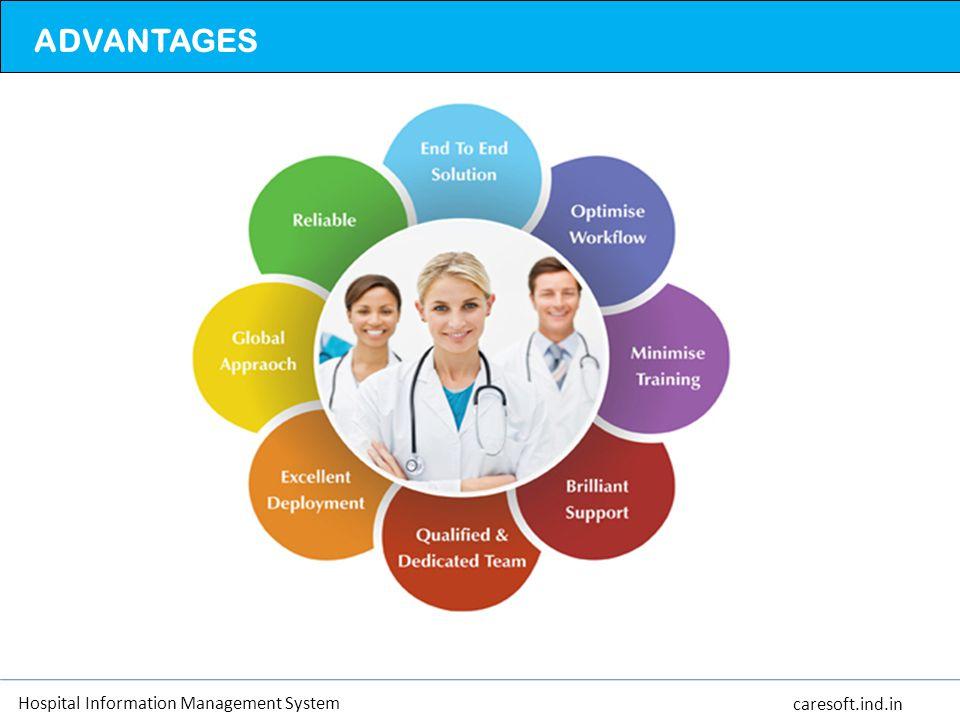 ADVANTAGES Hospital Information Management System caresoft.ind.in