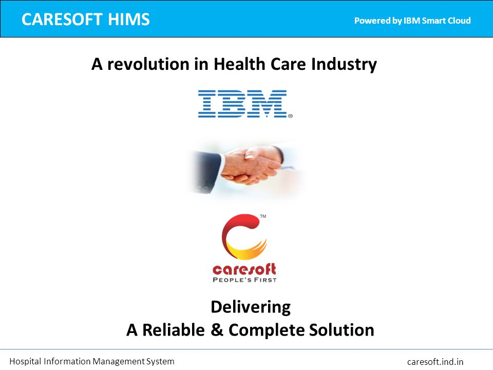 FEATURES Hospital Information Management System caresoft.ind.in
