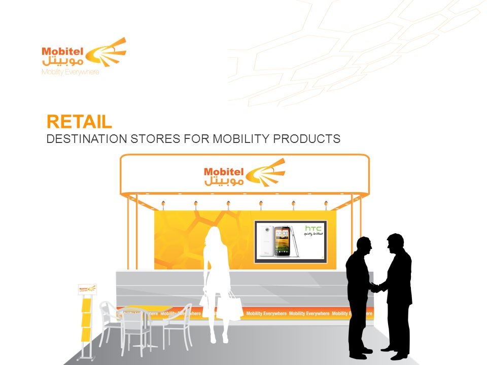 RETAIL DESTINATION STORES FOR MOBILITY PRODUCTS
