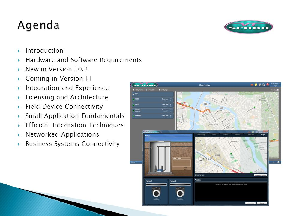Introduction Hardware and Software Requirements New in Version 10.2 Coming in Version 11 Integration and Experience Licensing and Architecture Field D
