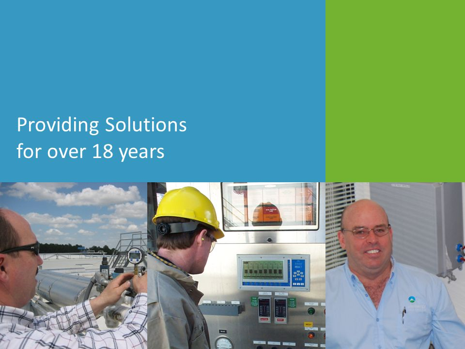 Providing Solutions for over 18 years