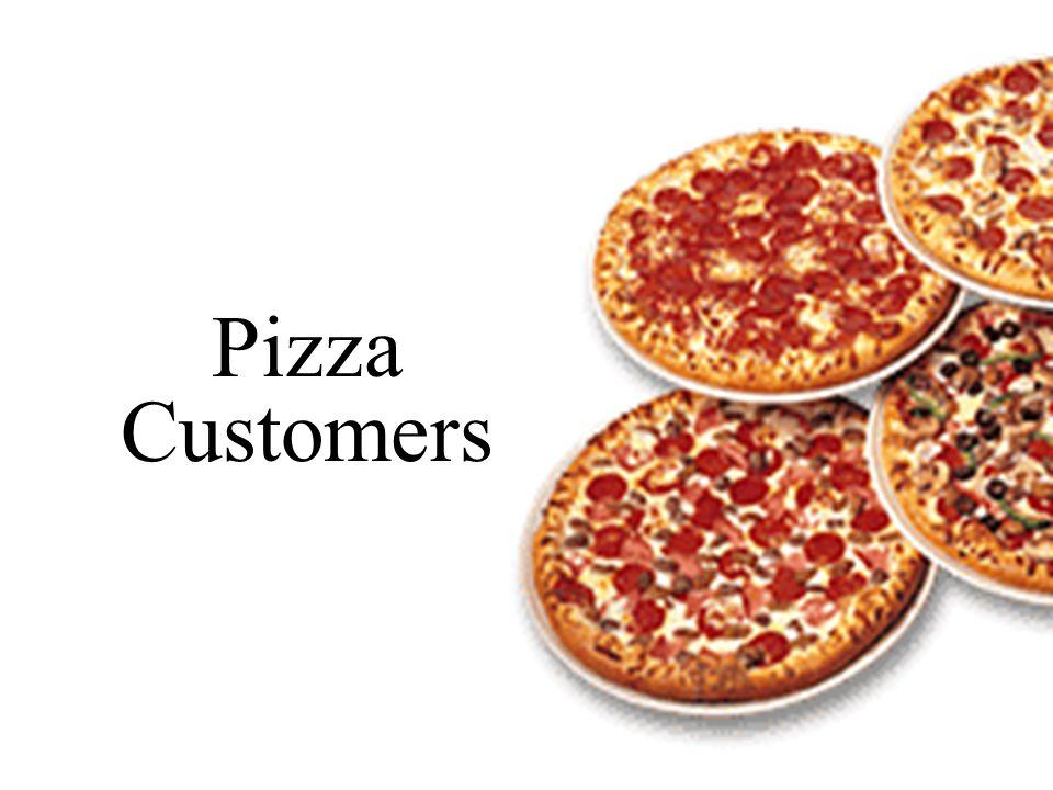 Pizza Customers
