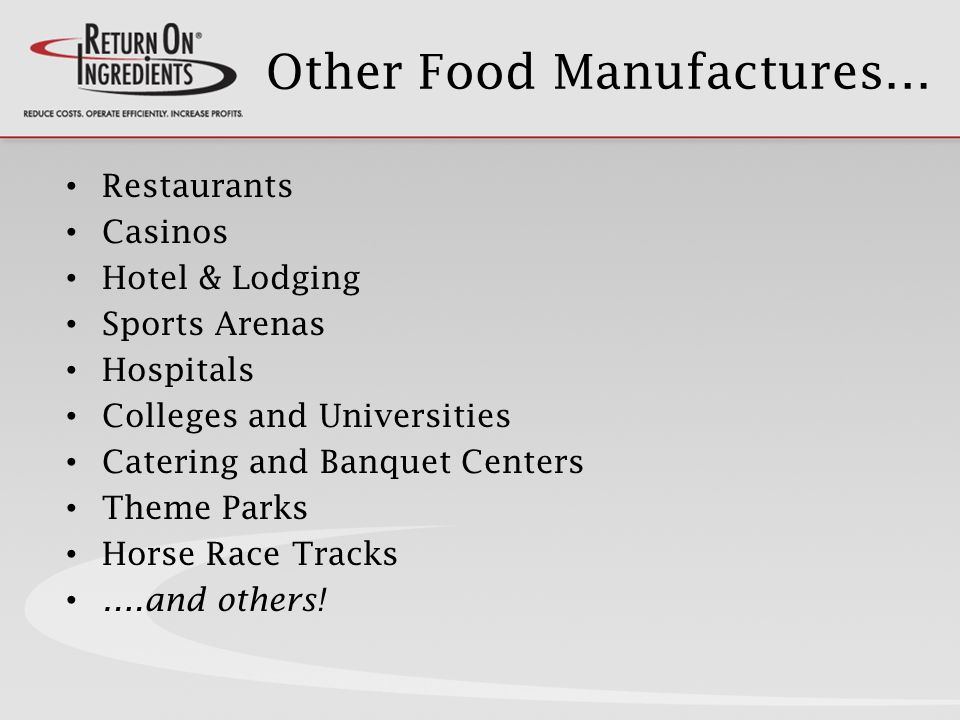 Cost-Volume-Profit (CVP) The components that we will be analyzing: Menu items in the category Quantity/volume sold Selling Price Unit Cost Cost Percentage Gross Margin Per Plate Total Profit TOTAL COSTS: Ingredients, Direct Labor and Total Overhead PROFIT