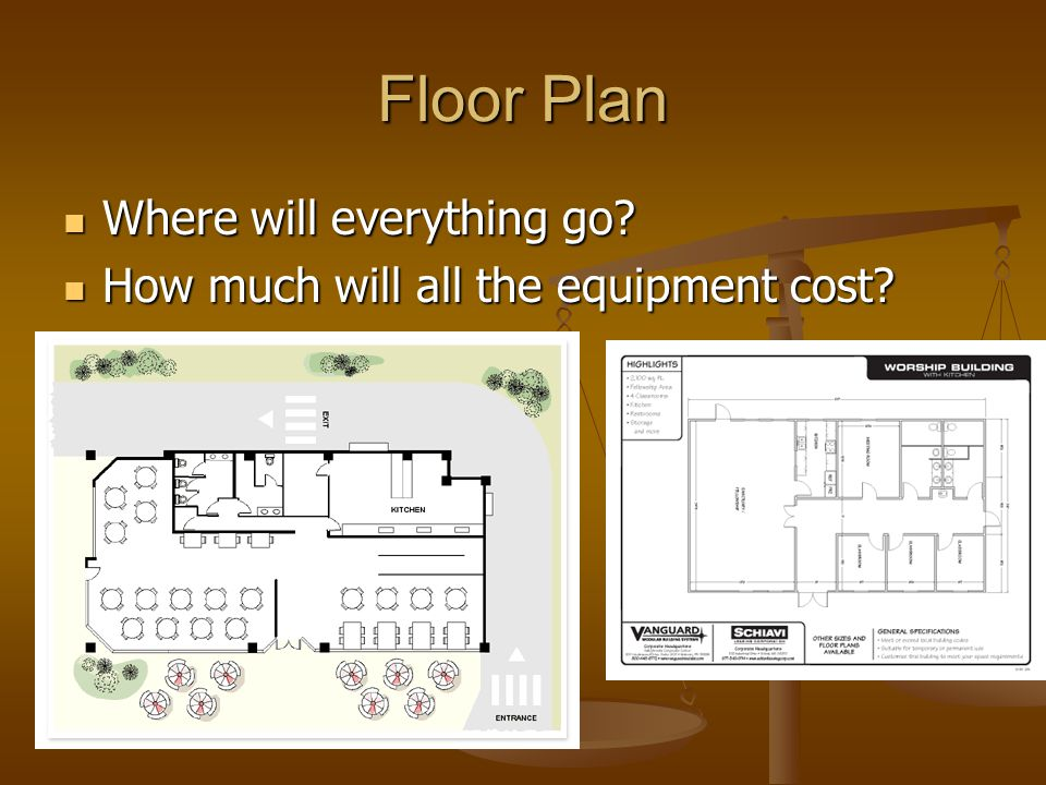 Floor Plan Draft Draw a floor plan: Draw a floor plan: Rough plan should show all rooms and major equipment used in your restaurant.