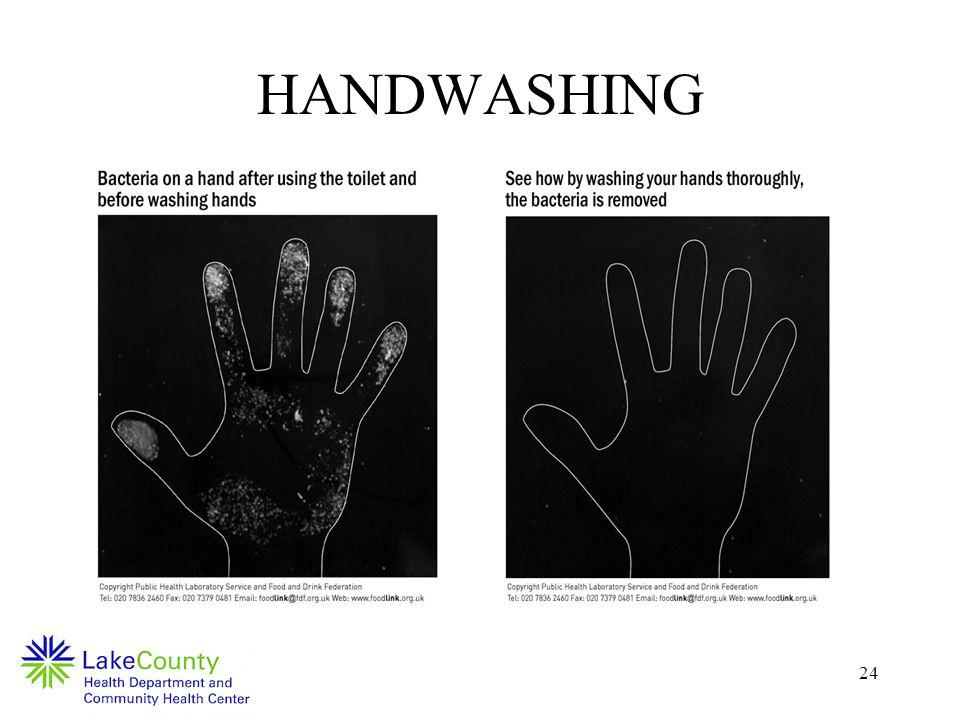 24 HANDWASHING