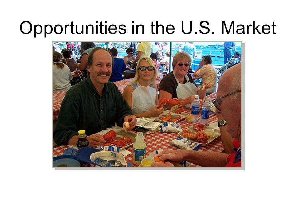 Opportunities in the U.S. Market