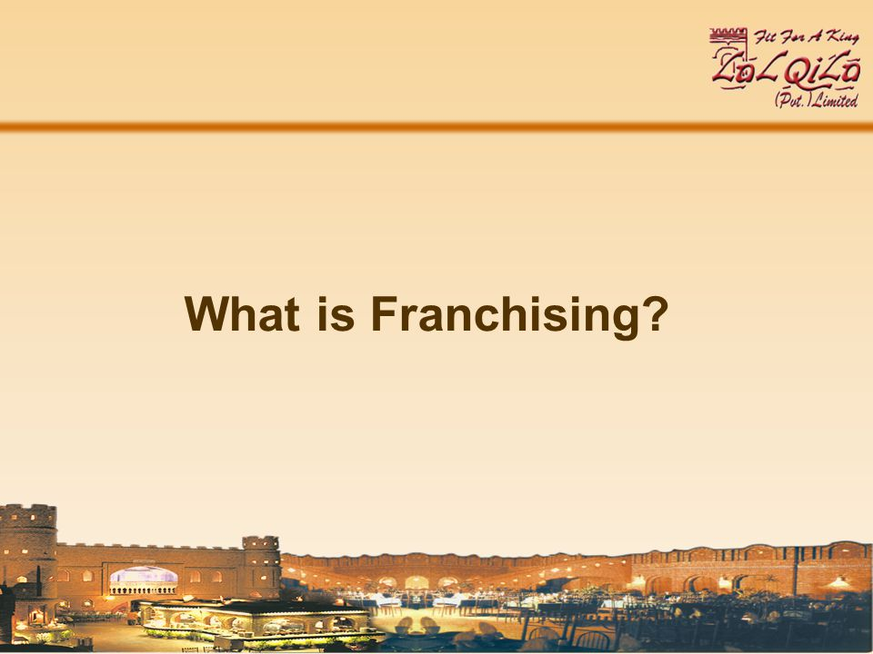 History of Franchising Singer Sewing Machine McDonalds Automobile Industry
