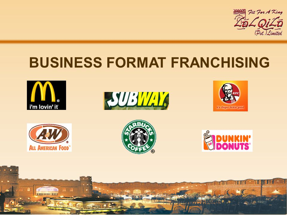 Franchising A Proven Formula for Success Due Diligence Like A Marriage Contract Lal Qila - A Thriving Opportunity to Avail Conclusion
