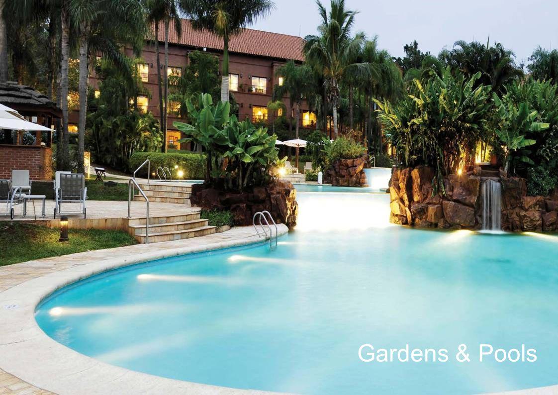 Gardens & Pools