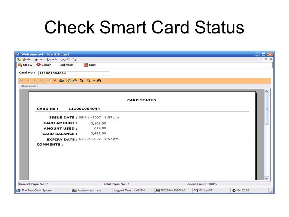 Transaction Details Cash/Card cashier wise