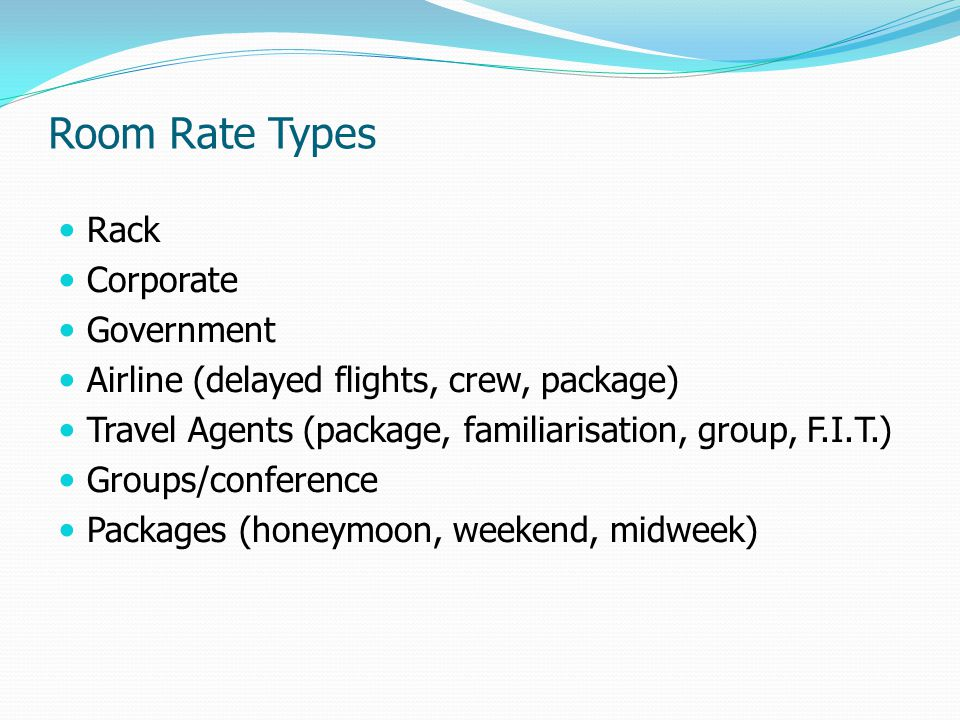Room Rate Factors $ Location (CBD, Country) $ Hotel Rating (Star/Flag/Crown) Room attributes/aspects Hotel facilities $ Competition $ Time of year $ I