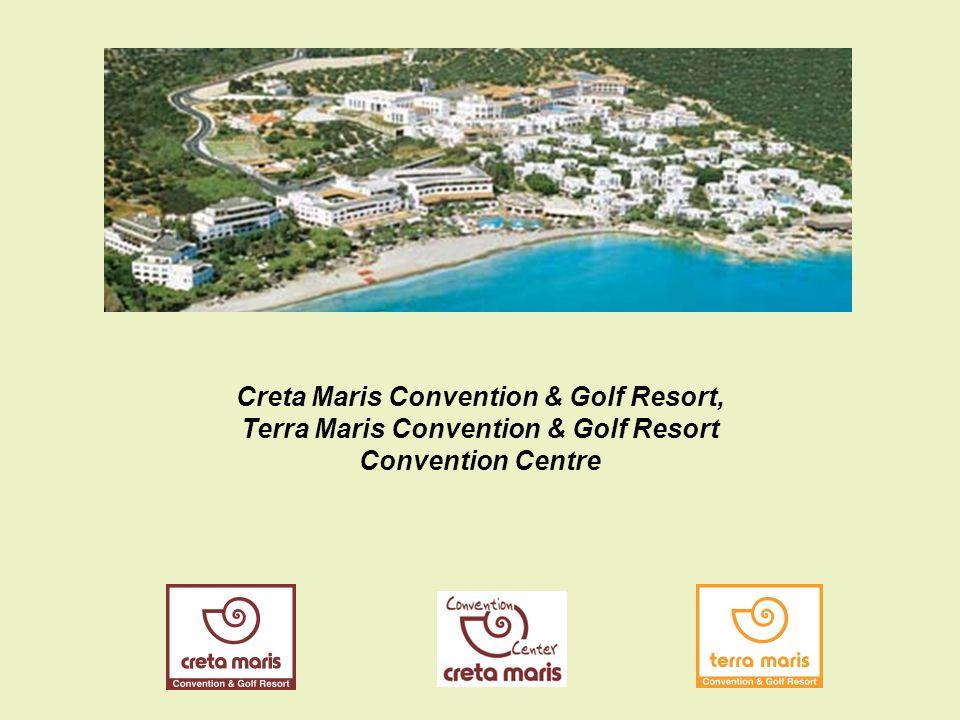 Creta Maris Convention & Golf Resort, Terra Maris Convention & Golf Resort Convention Centre