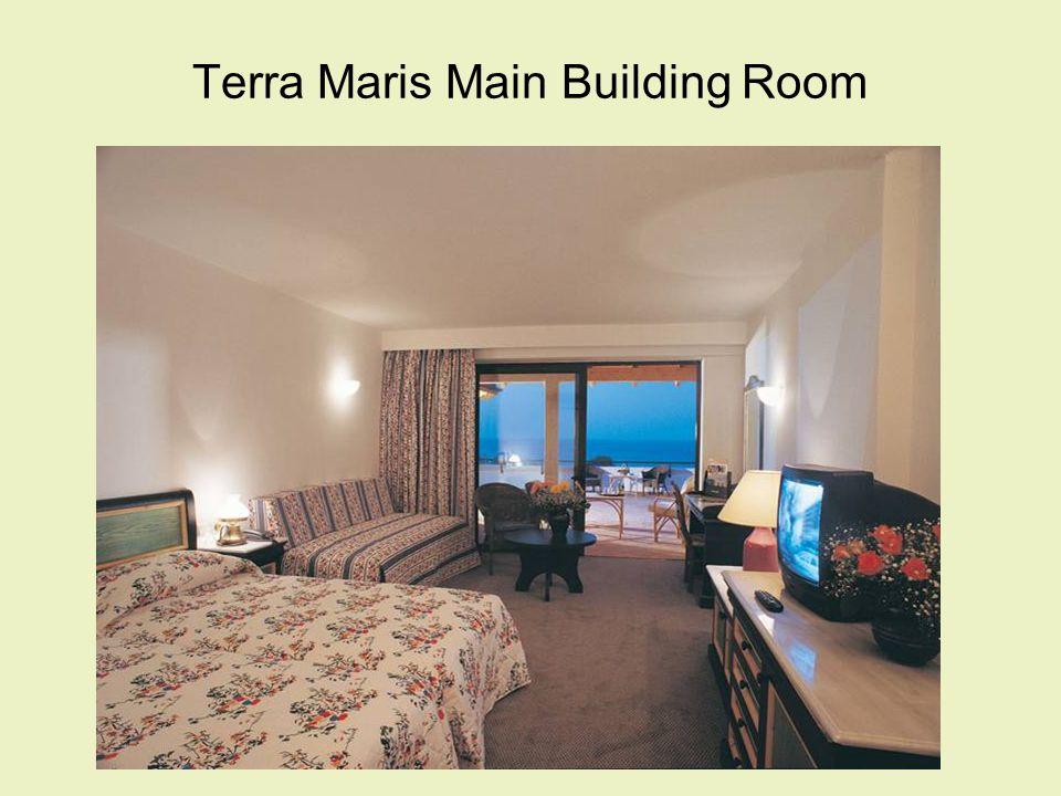 Terra Maris Main Building Room