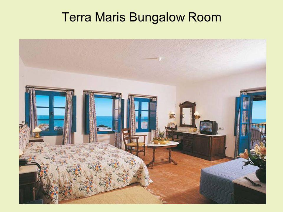Terra Maris Bungalow Room