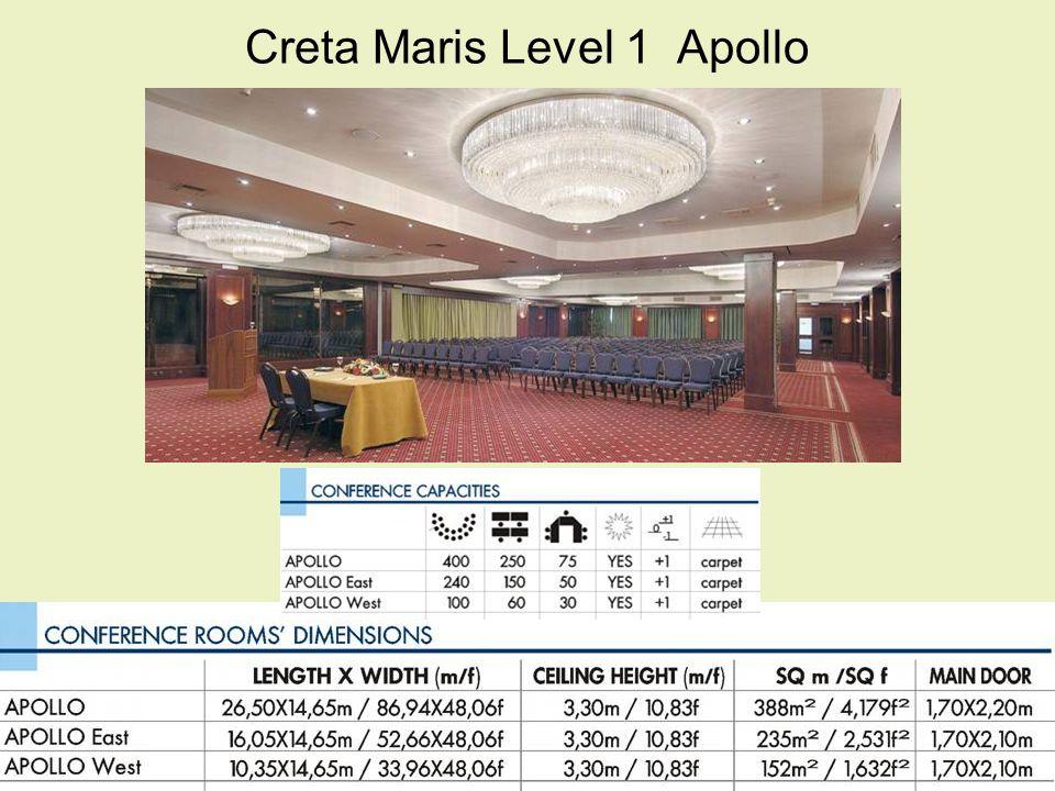 Creta Maris Level 1  Apollo
