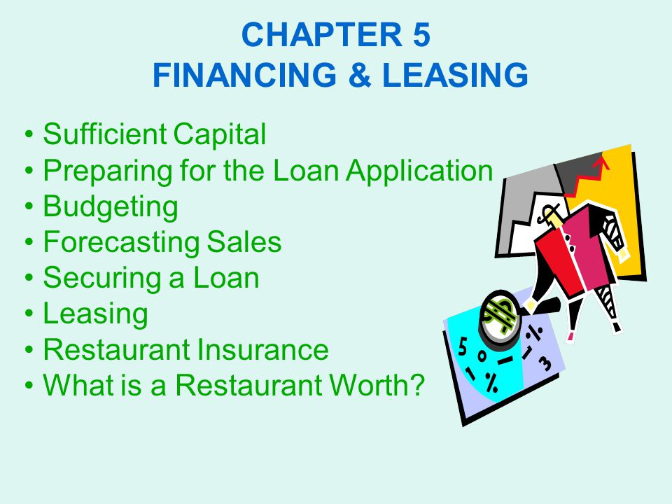 22 LOAN SOURCES The local bank.The local savings & loan association.