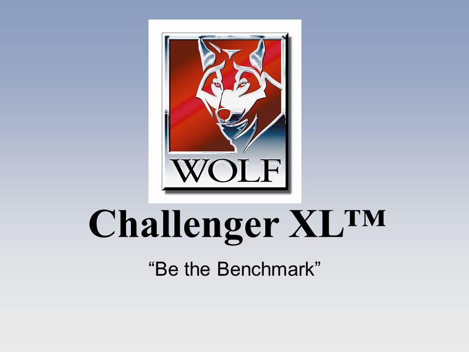 Challenger XL Engineered Stronger, Faster, Better