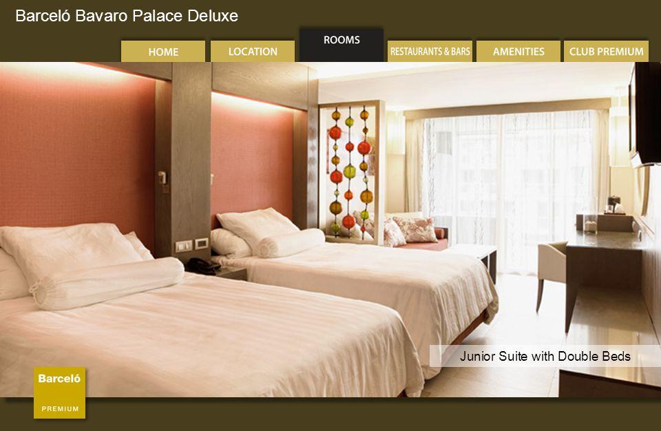 Barceló Bavaro Palace Deluxe Junior Suite Ocean Front