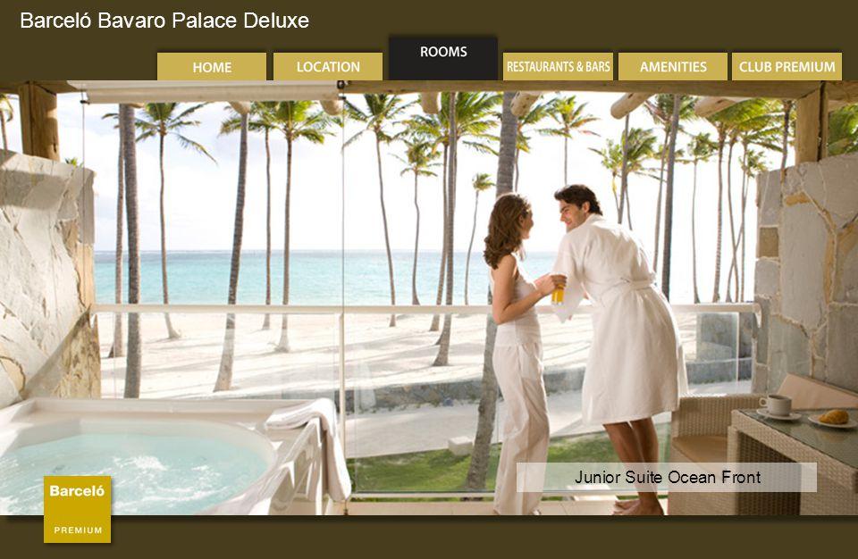 Barceló Bavaro Palace Deluxe Family Junior Suite