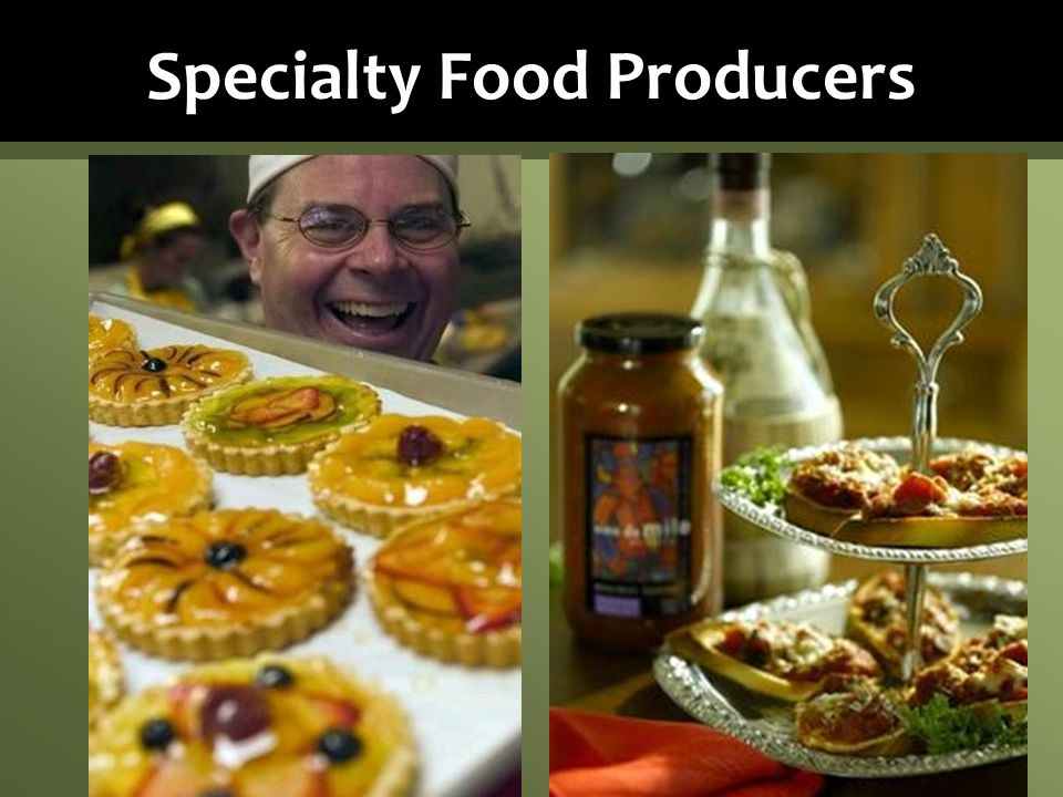 Specialty Food Producers