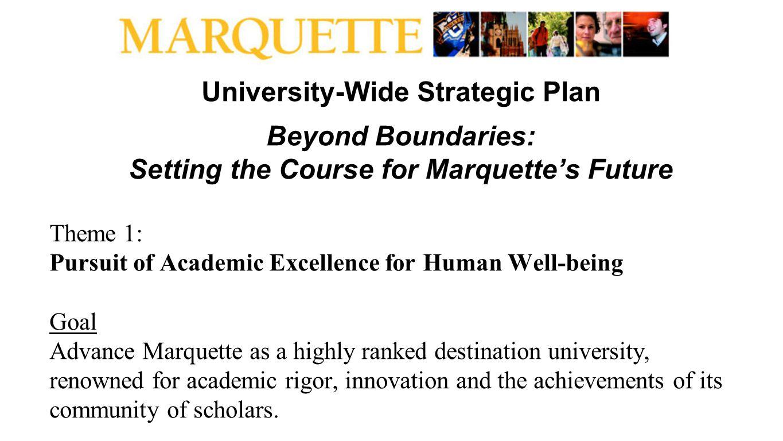 Marquette University Graduate School Thanks You.